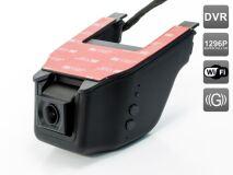 Автомобильный Full HD 1296P видеорегистратор скрытой установки AVS400DVR (Universal)