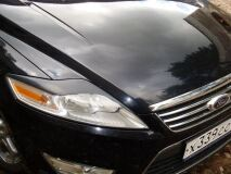 Накладки на фары (реснички) для Ford Mondeo 2007-2014