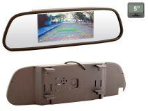 """Зеркало заднего вида с монитором 5"""" HD (800x480)"""