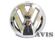Штатная камера переднего вида для Volkswagen