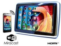 """Навесной монитор на подголовник с диагональю 10.1"""" со встроенным Full HD медиаплеером, Miracast и HDMI AVIS AVS1088TM"""