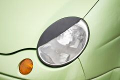 Накладки на передние фары (реснички) Daewoo Matiz 2000-2015
