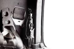 Внутренняя обшивка стоек задних фонарей БЕЗ СКОТЧА ЗМ Lada Largus (фургон) 2012 - н.в.