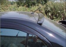 Козырек на стекло прямой для Mitsubishi Lancer 10