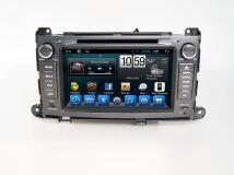 """Штатная магнитола CarMedia QR-8086 для TOYOTA Toyota Sienna 8"""""""