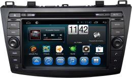 "Штатная магнитола CarMedia QR-8018 для MAZDA Mazda 3 (BL), Axela 2009-2013 8"""