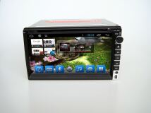 "Штатная магнитола CarMedia QR-6950 для 2DIN 2 din 800*480 7"""