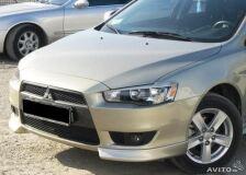 Клыки усиленные для Mitsubishi Lancer 10