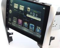 Штатная магнитола Wide Media WM-1002HDb для Toyota Camry 2012 - 2014 на Android 4 (для авто с монитором)