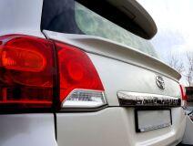 Спойлер для Toyota Land Cruiser 200 (2012-2015)