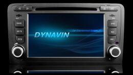 Штатная магнитола 2din Dynavin N6-A3 для Audi A3
