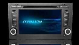 Штатная магнитола 2din Dynavin N6-A4 для Audi A4 (-2009) Seat Exeo (2009-)