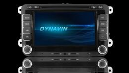 Штатная магнитола 2din Dynavin N6-VW для Volkswagen (-2014) Skoda (-2012) Seat (-2009)