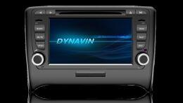 Штатная магнитола 2din Dynavin N6-TT для Audi TT (2006-2013)