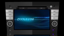 Штатная магнитола 2din Dynavin N6-OP для OPEL Astra H (2007-2010) Corsa D (-2007)