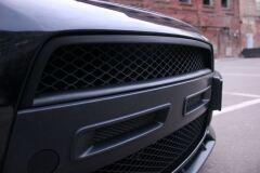 Воздуховоды (ноздри) цельные в передний бампер Mitsubishi Lancer 10