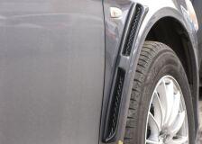 Жабры RPM накладки на крылья Mitsubishi Lancer 10