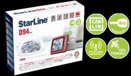 Охранно-телематический комплекс D94 2CAN CAN+LIN GSM-GPS