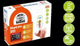 Охранно-телематический комплекс D95 BT CAN+LIN GSM-GPS