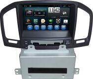 """Штатная магнитола CarMedia QR-8035-bl для OPEL, BUICK Insignia дорестайл 2009–2013 8"""""""