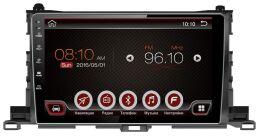 """Штатная магнитола Fakard 182L1 для Toyota Highlander 2014+ 10"""""""