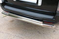 Защита заднего бампера D76/D42 для Land Rover Range Rover
