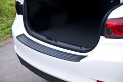 Накладка на задний бампер Mazda 6 2012-2018