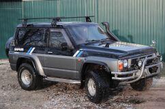 Багажник (комплект - 1 поперечина) Nissan Patrol 1987-1997