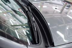 Жабо сборное Nissan Terrano 2014 - 2017