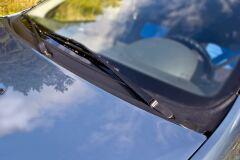Жабо цельное 2 мм Lada Largus 2012—н.в. (универсал, фургон), Renault Logan 2004—2013