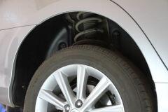 Подкрылки задние Toyota Camry V50 2011-2014