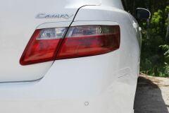 Накладки на задние фонари (Реснички) Toyota Camry V40 2006-2011
