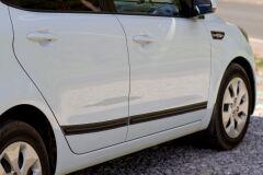 Молдинги на двери (№ 2) Kia Rio III, Sedan, 2011 - 2017