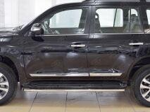 Защита порогов D42 для Toyota Land Cruiser 200 2015 Executive