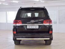 Защита заднего бампера D76 дуга для Toyota Land Cruiser 200 2015 Executive