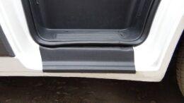 Накладки на внутренние пороги дверей Citroen Jumper (шасси) 2006-2013, Jumper 2006-2013 (250 кузов), 2014-н.в. (290 кузов)