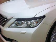 Накладки на фары (реснички) для Toyota Camry XV50  2011-2014