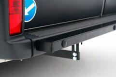 Защита заднего бампера Citroen Jumper 2006-2013 (250 кузов)