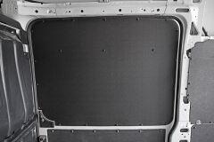 Обшивка верхнего яруса боковой двери (2 мм) Citroen Jumper 2006-2013 L2H1, Jumper 2014-н.в. L2H1