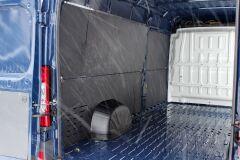 Обшивка внутренних колесных арок (грузового отсека) Вариант 2 Peugeot Boxer 2006-2013 (250 кузов), Boxer 2014-н.в. (290 кузов)