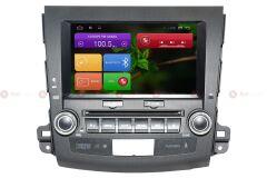 Штатная магнитола Redpower 31056IPSDVD для Mitsubishi Outlander XL 2006-2012, Peugeot 4007 с DVD приводом