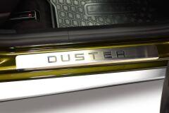 Накладки в проем дверей (4 шт) (НПС) Renault Duster 2012-