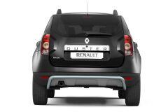 Защита заднего бампера 51мм (ППК) Renault Duster 2012-/ NISSAN Terrano 2014-