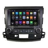 Штатная магнитола CarMedia KD-8063-P3-7 для Mitsubishi Outlander XL 2006-2012, Citroen C-Crosser 2007-2012, Peugeot 4007 2007-2012 на Android 7.1