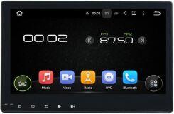 Штатная магнитола Carmedia KD-1077-P3-7 для Toyota Hilux 2015+ и Fortuner 2017+ на Android 7