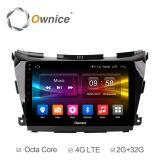 Штатная магнитола Ownice C500+ S1663P для Nissan Murano 3, Z52 на Android 6