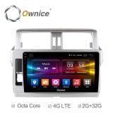 Штатная магнитола Ownice C500+ S1614P для Toyota Prado 150, 2013 на Android 6