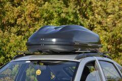 "Бокс-багажник на крышу Аэродинамический ""Turino Compact"""