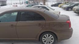 Козырек на заднее стекло для Toyota Avensis AZT250 2003-2009