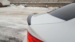 Спойлер на багажник для Audi A3